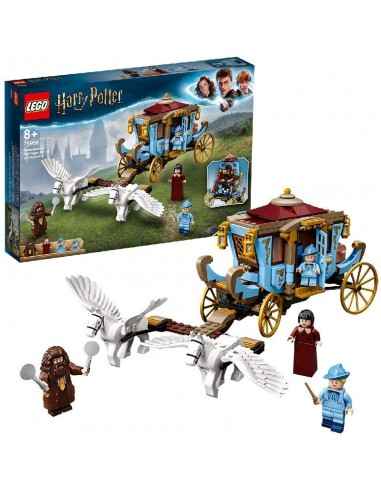 LEGO HARRY POTTER LA CARROZZA DI...
