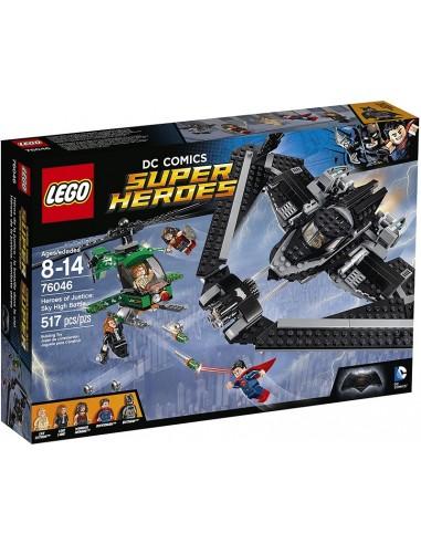LEGO SUPER HEROES DC COMICS EROI...
