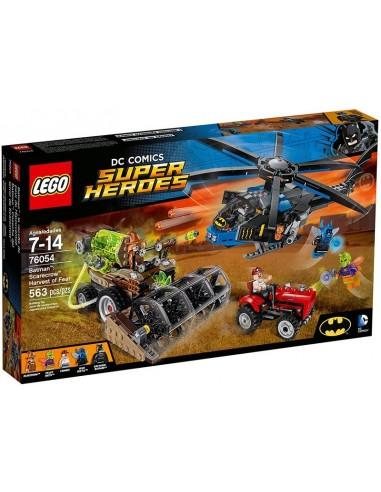 LEGO SUPER HEROES BATMAN IL RACCOLTO...