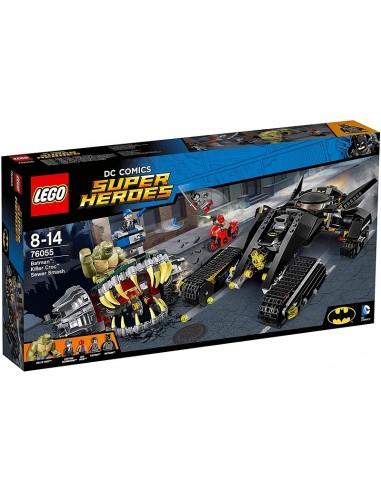 LEGO SUPER HEROES DUELLO NELLE FOGNE