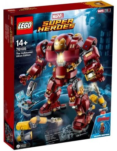 LEGO SUPER HEROES HULKBUSTER ULTRON...