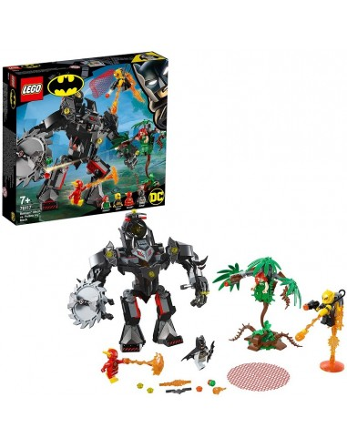LEGO SUPER HEROES MECH DI BATMAN VS...