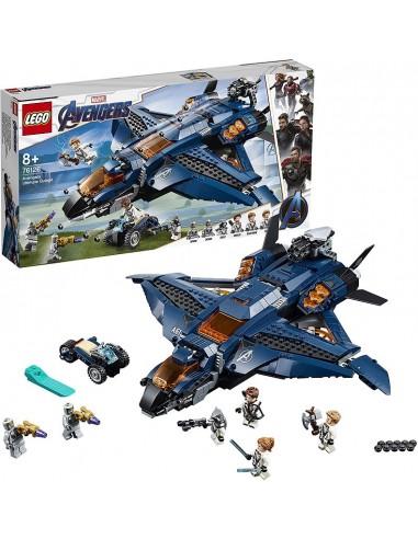 LEGO AVENGERS L'ULTIMATE QUINJET...