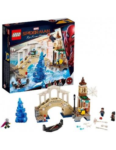 LEGO SPIDERMAN L'ATTACCO DI HYDRO-MAN