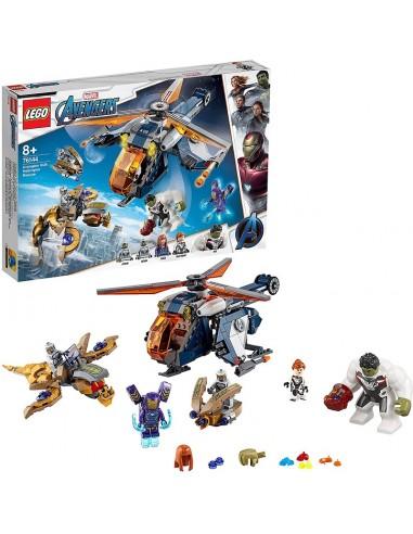 LEGO AVENGERS- HULK SALVATAGGIO IN...