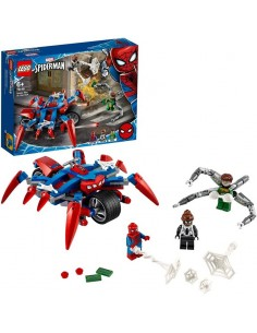 LEGO AVENGERS SPIDERMAN VS...