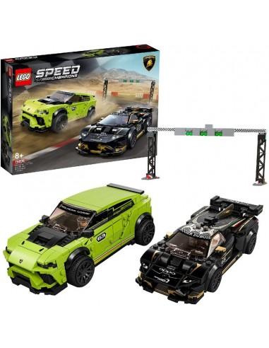 LEGO SPEED LAMBORGHINI URUS ST-X &...