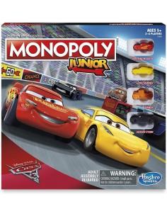 HASBRO MONOPOLY CARS JUNIOR