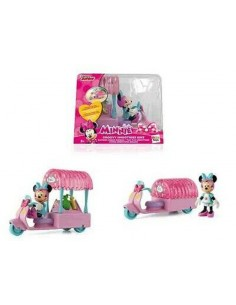 IMC MINNIE MOTO CARRETTO...