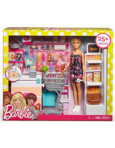 MATTEL BARBIE SUPERMERCATO