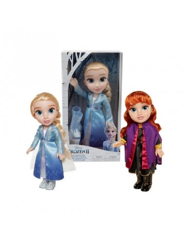 PREZIOSI FROZEN 2 ELSA TODDLER