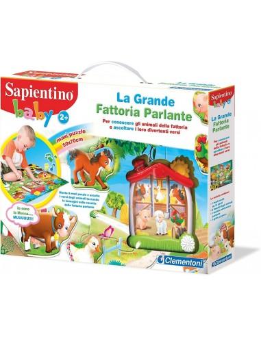 SAPIENTINO BABY LA FATTORIA PARLANTE