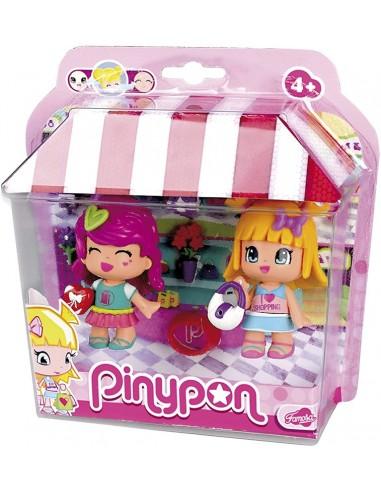 PINYPON CONFEZIONE 2 PERSONAGGI...