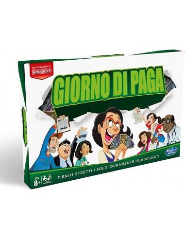 HASBRO MONOPOLY GIORNO DI PAGA