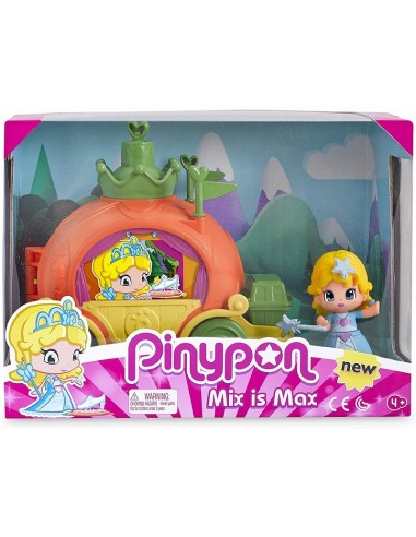 PINYPON CARROZZA CENERENTOLA