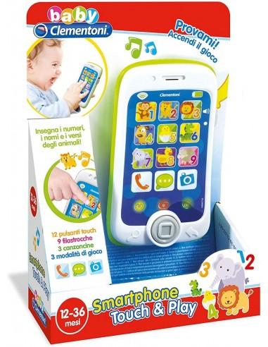 BABY CLEMENTONI SMARTPHONE