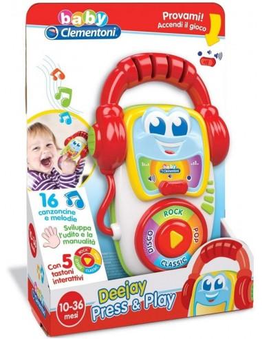 BABY CLEMENTONI BABY MP3