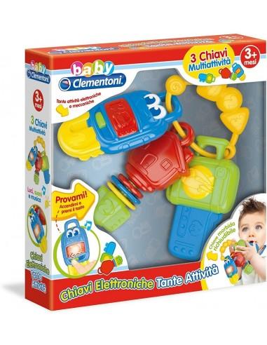 BABY CLEMENTONI CHIAVI ATTIVITA'...