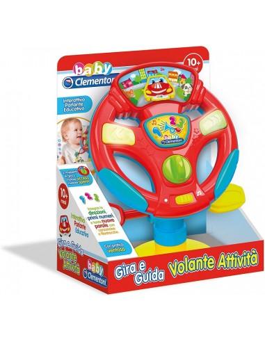 BABY CLEMENTONI VOLANTE ATTIVITA'...