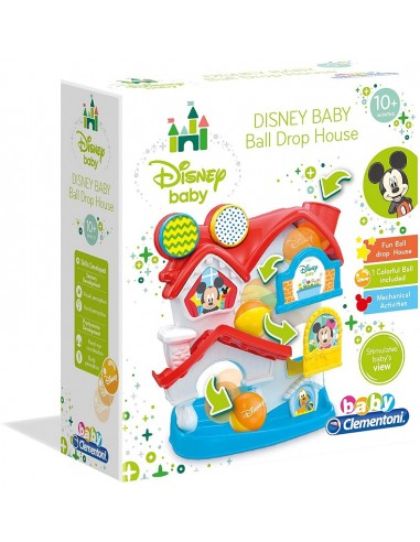 BABY CLEMENTONI MICKEY BALL DROP HOUSE