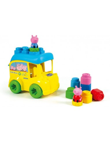 CLEMMY PEPPA PIG  BUS