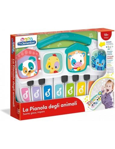 BABY CLEMENTONI PIANOLA DEGLI ANIMALI