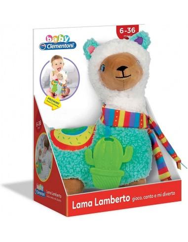 BABY CLEMENTONI IL LAMA LAMBERTO...
