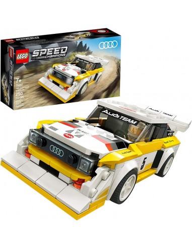 LEGO SPEED 1985 AUDI SPORT QUATTRO S1