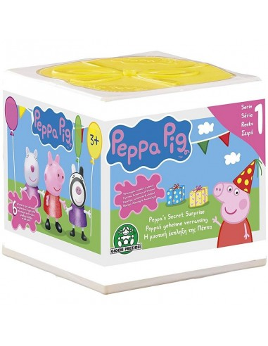 PREZIOSI PEPPA PIG SECRET SURPRISE