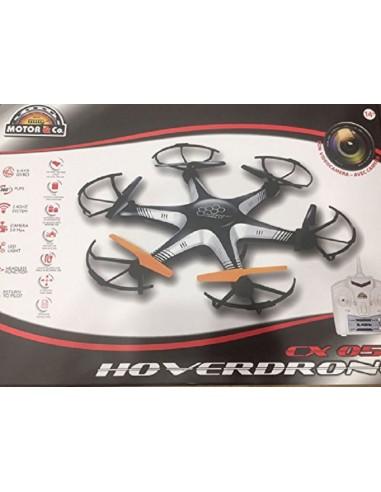 GIOCHERIA R/C DRONE CON VIDEOCAMERA 6...
