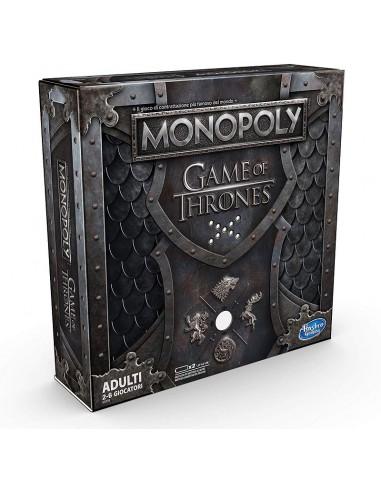 HASBRO GIOCO MONOPOLY GAME OF THRONES