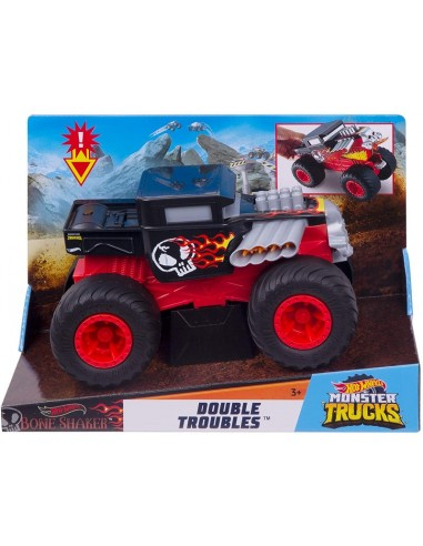 MATTEL HOT WHEELS MONSTER TRUCKS 1/24...