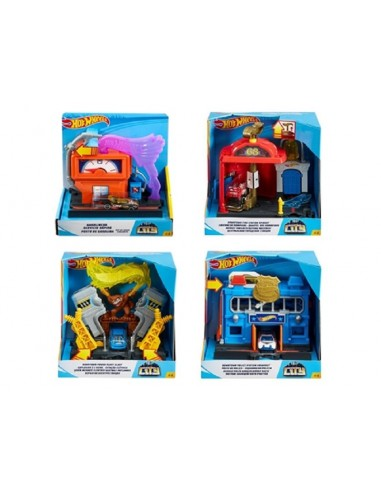 MATTEL HOT WHEELS MINI PLAYSET CITTA...