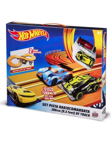 HOT WHEELS PISTA 286 CM CON...