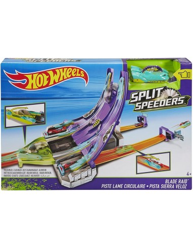 HOT WHEELS PISTA SPLIT SPEEDERS BLADE...