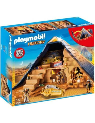 PLAYMOBIL HISTORY GRANDE PIRAMIDE DEL...