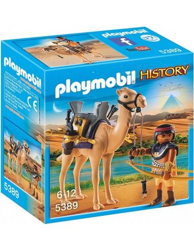 PLAYMOBIL HISTORY GUERRIERO...