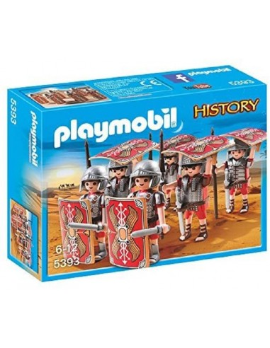 PLAYMOBIL HISTORY LEGIONE ROMANA