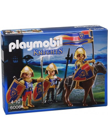 PLAYMOBIL KNIGHTS SQUADRA ESPLORATIVA...