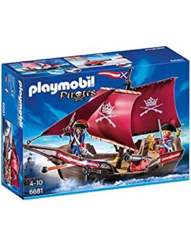 PLAYMOBIL PIRATES GALEONE PICCOLO...
