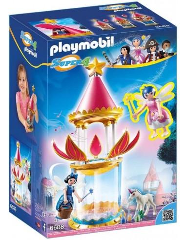 PLAYMOBIL SUPER4 TORREMUSICALE CON...