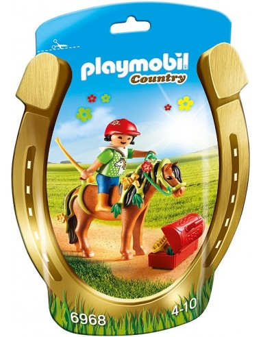 PLAYMOBIL COUNTRY PONY BLOOMS