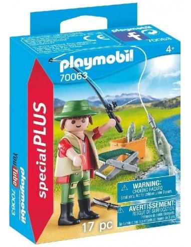 PLAYMOBIL PESCATORE