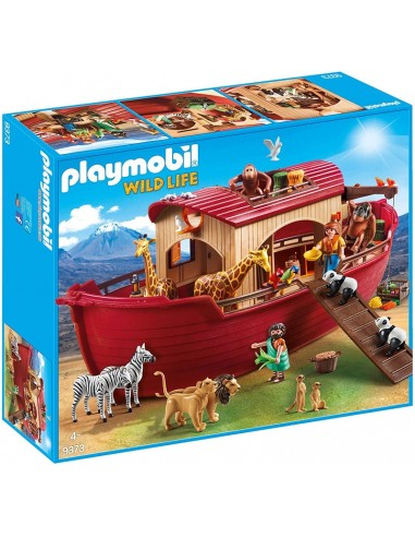 PLAYMOBIL WILD LIFE ARCA DI NOE'