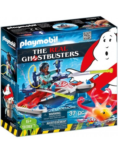 PLAYMOBIL GHOSTBUSTERS...