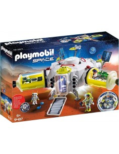 PLAYMOBIL SPACE STAZIONE...