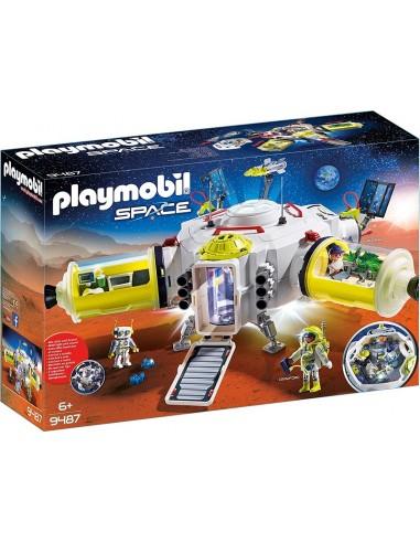 PLAYMOBIL SPACE STAZIONE SPAZIALE SU...