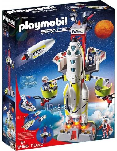 PLAYMOBIL SPACE RAZZO SPAZIALE CON...