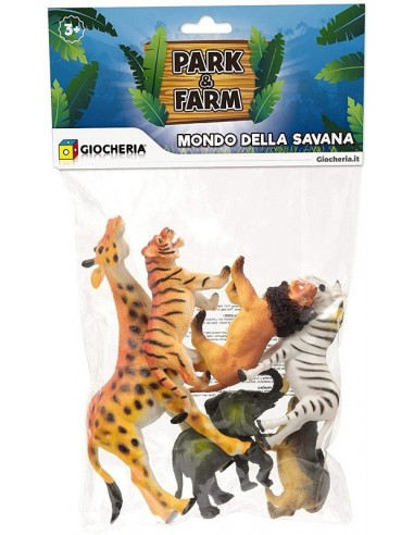 GIOCHERIA PARK AND FARM ANIMALI...