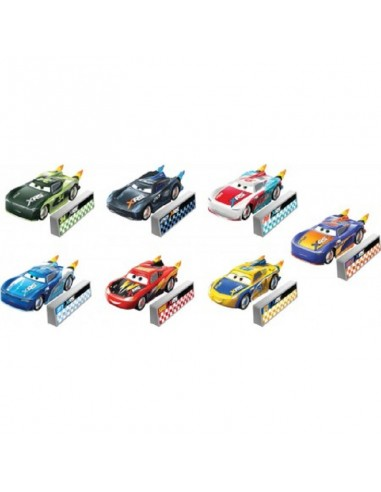MATTEL CARS 3 VEICOLI BLISTER XRS ROCKET